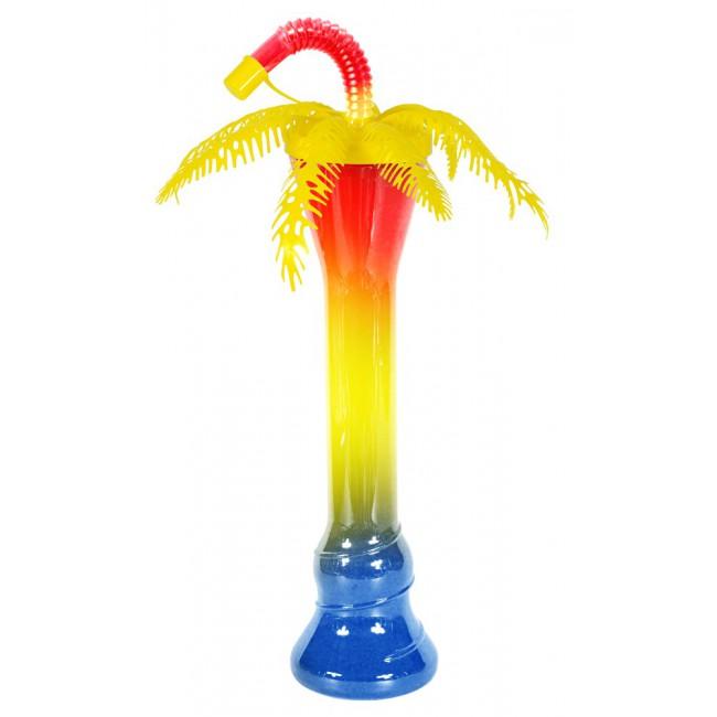 Kielich palma żółty